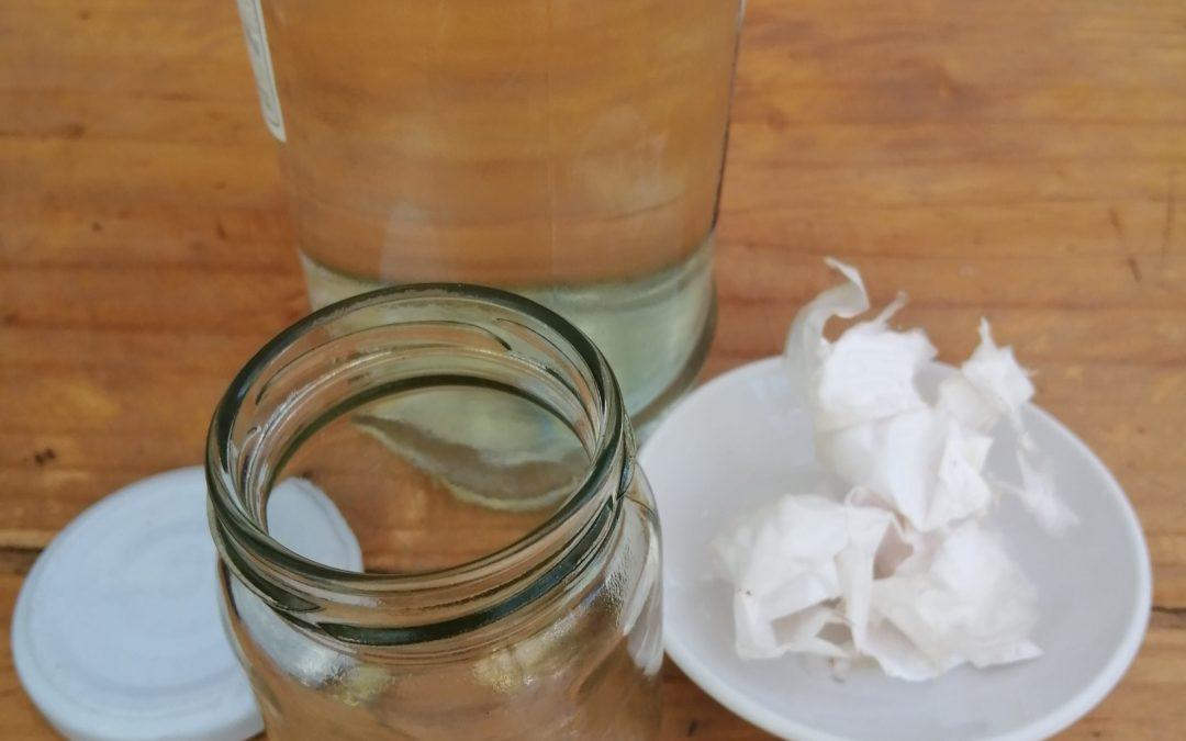 Cómo hacer ácido hialurónico.
