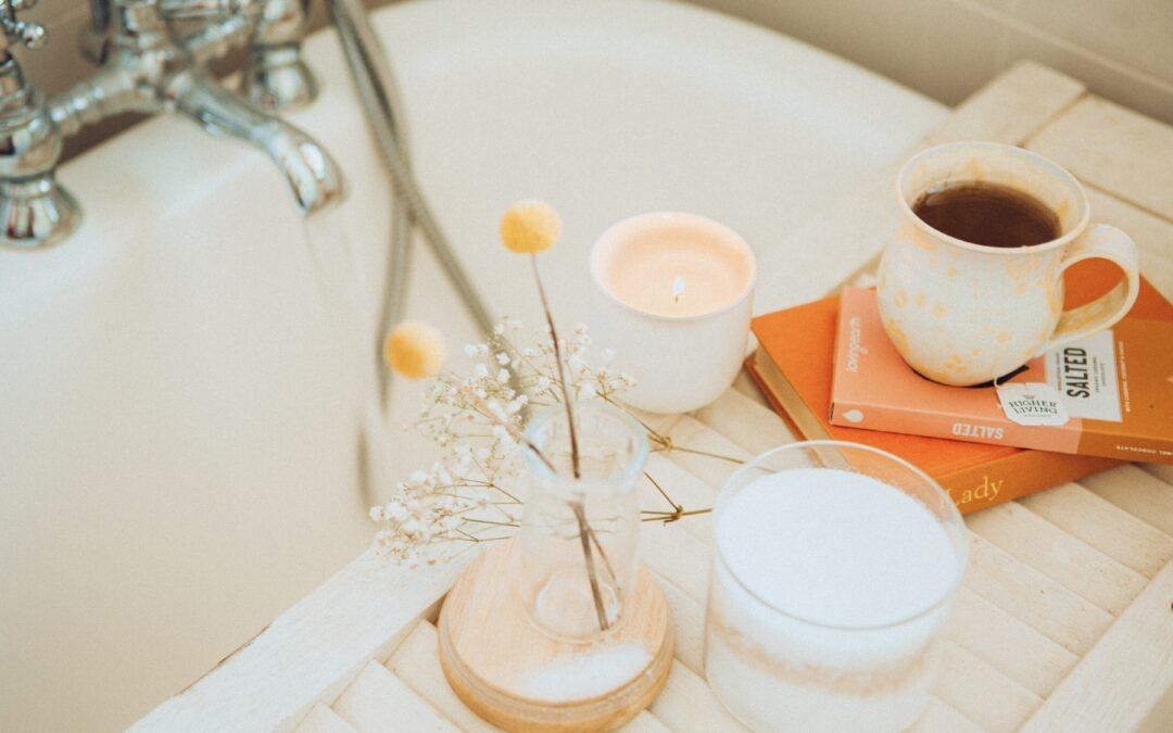 Baños de belleza, el arte de estar contigo misma